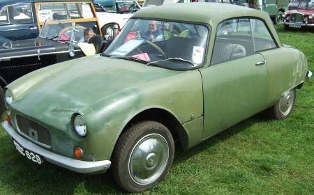 1952 Ford Taunus 12M Cabriolet