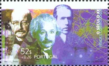 Planck, Einstein, Bohr