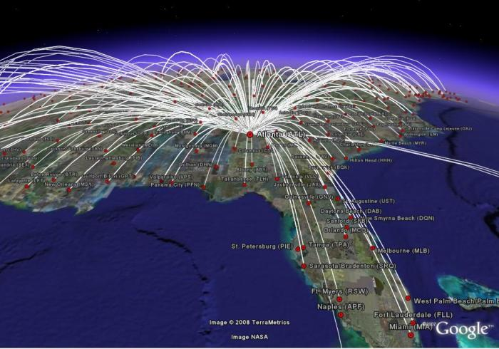 usa-air-routes-google-earth