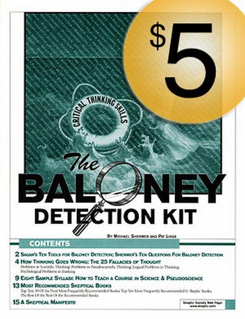 Baloney Detection kit